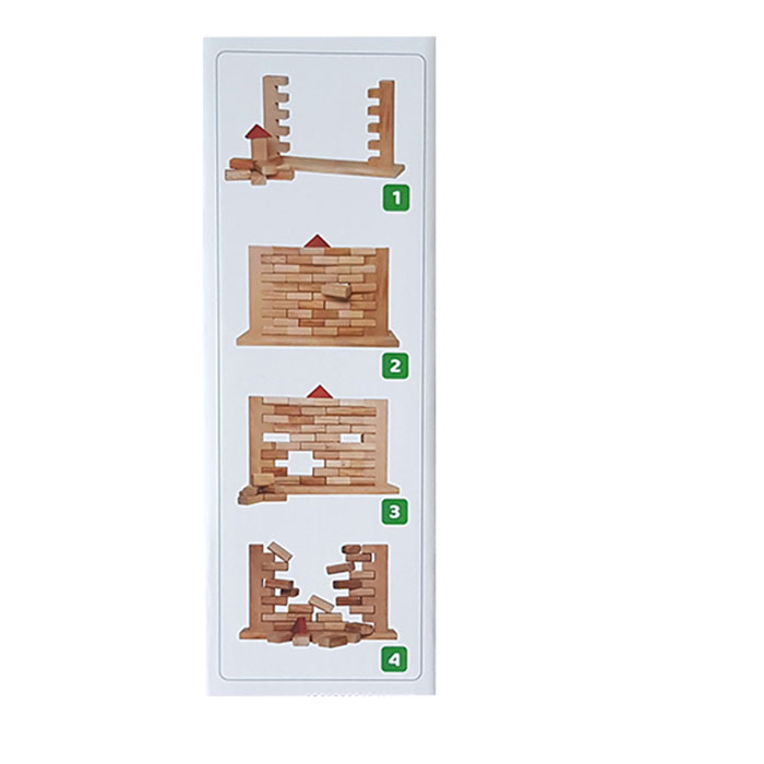 بازی دیوار چوبی سپتا