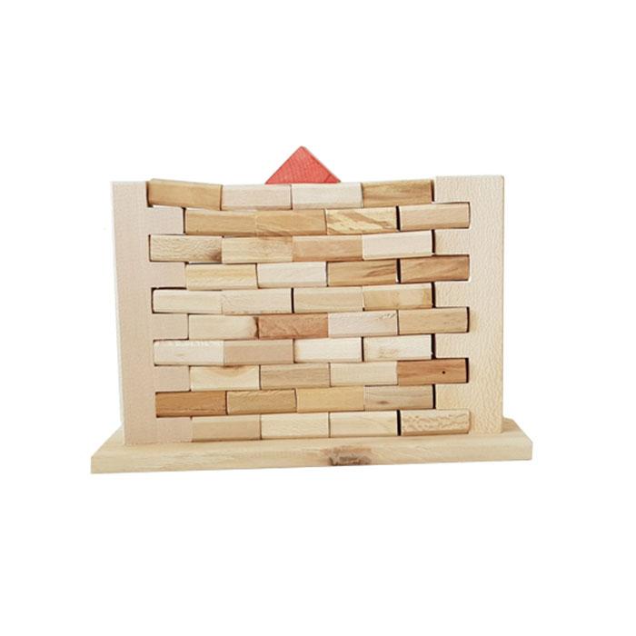 بازی دیوار چوبی سپتا درست هشده