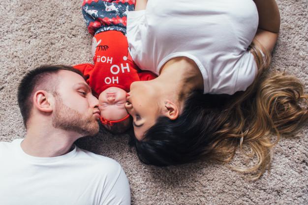 تربین فرزند در چنماه اول زندگی