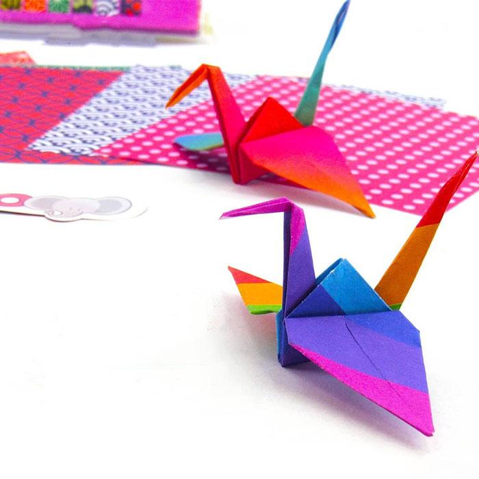 کاغذ اوریگامی
