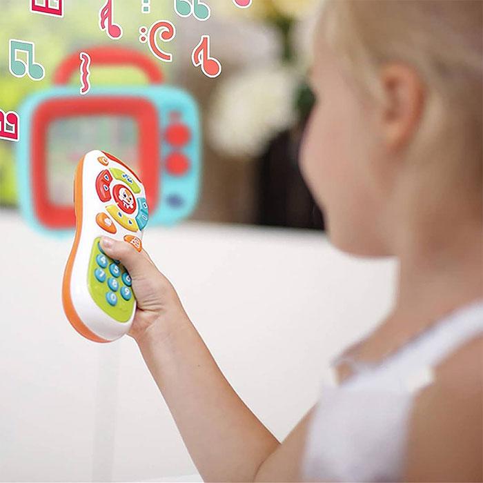 ریموت کنترل هولا مناسب کودکان 6 ماه تا 3 سال