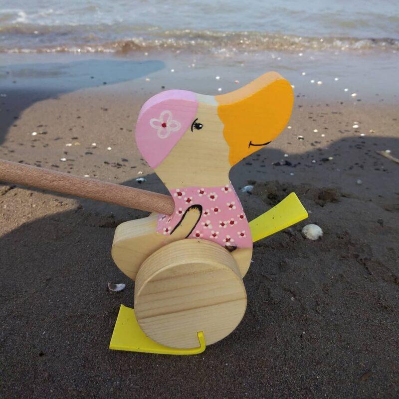اردک هپی رو