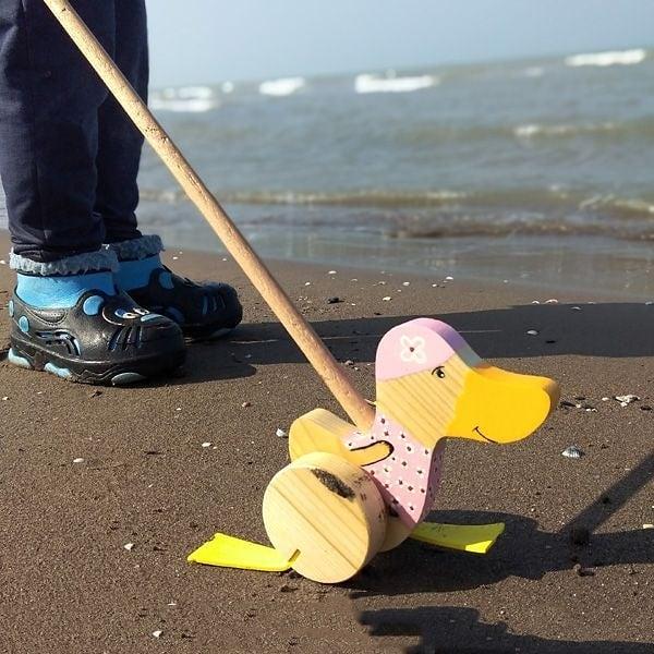 بازی با اردک هپی رو