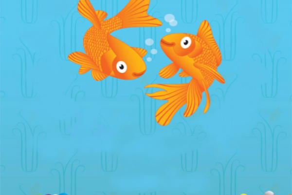 Audio story of the adventure of the little goldfish