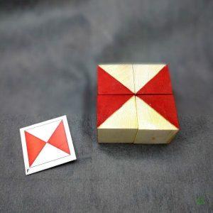 بازی چوبی هوش
